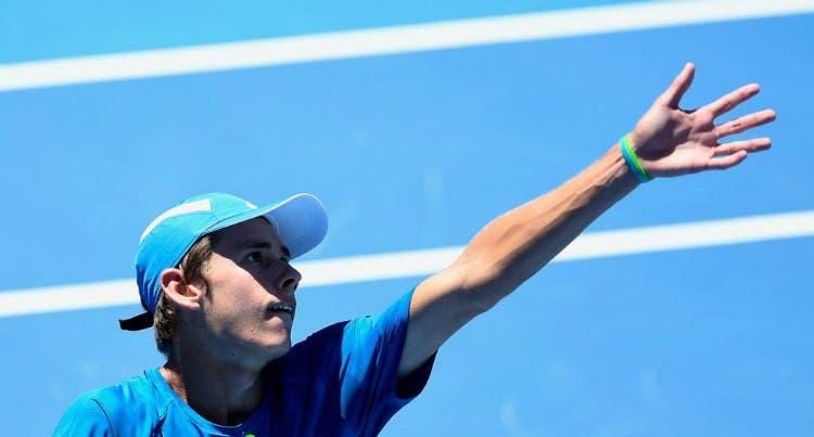 ATP Sydney: De Minaur, 17 anni e non sentirli [AUDIO]