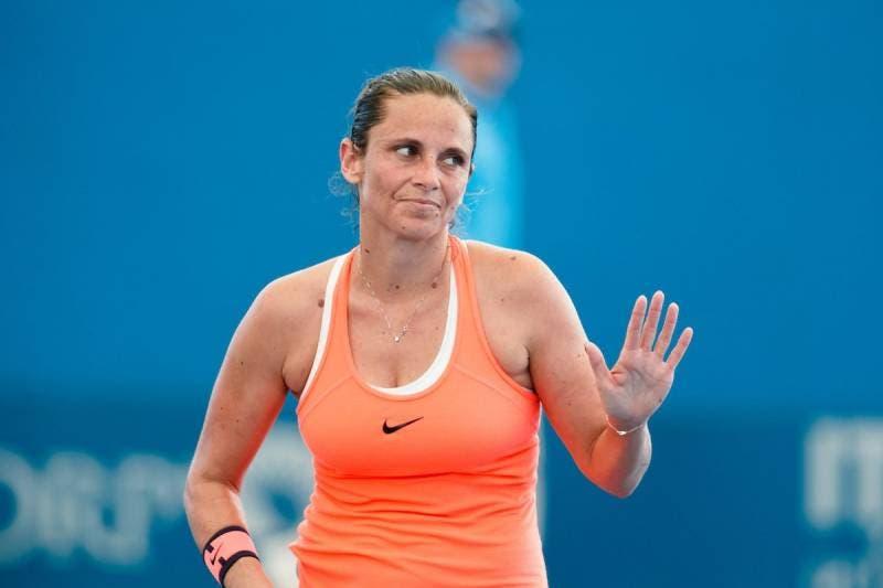 WTA Brisbane: Roberta Vinci sotto controllo, Kerber in tre