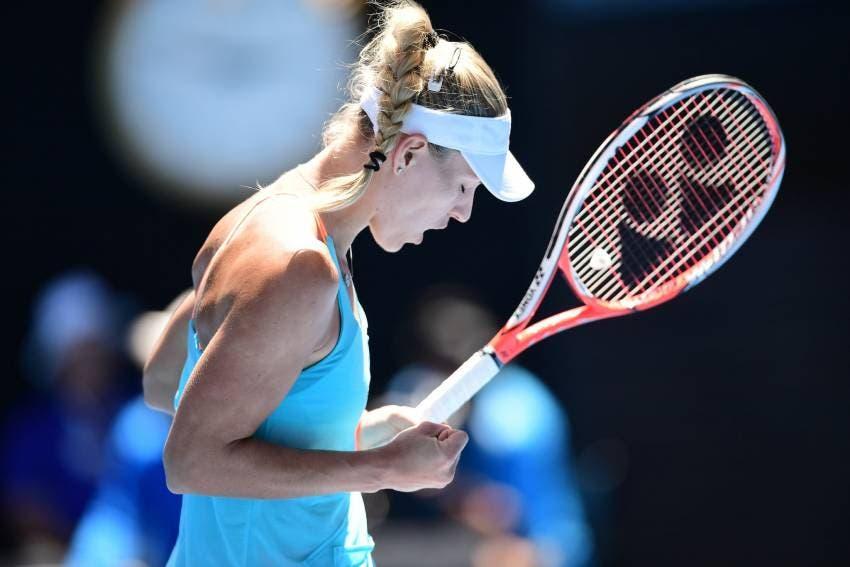 WTA Doha: Kerber, che succede? In semifinale solo Cibulkova