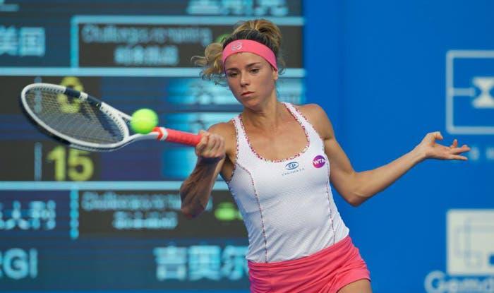 WTA Shenzhen: Giorgi spegne la luce, in finale ci va Riske