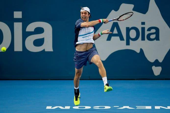 ATP Sydney: quaranta degradi all'ombra, niente da fare per Lorenzi