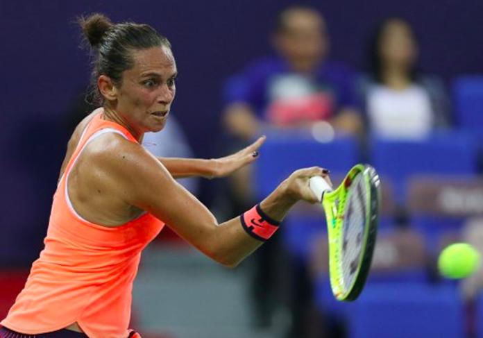 WTA Sydney: Vinci dilagante, Wozniacki rischia