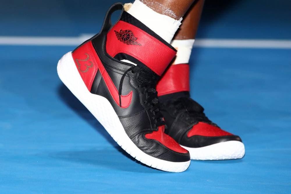 E Williams Serena Di Festeggiano Slam 23esimo Il Air Jordan Nike Pgwddz