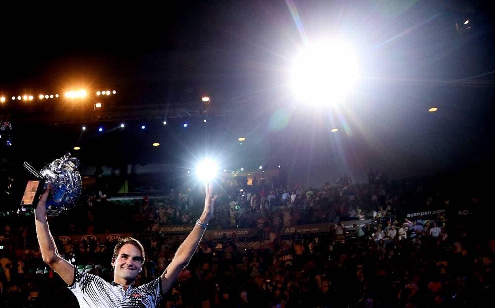 AO, pagelle: mille favole e la magia infinita di Federer