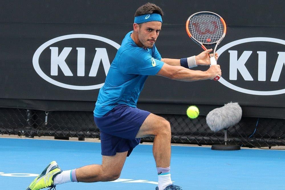ATP Atlanta: brutta sconfitta per Fabbiano. Paul rimonta Chung