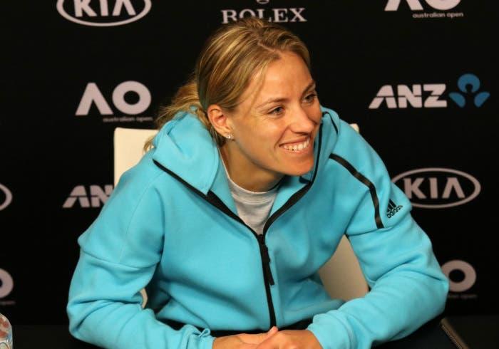 Un nuovo coach per Angelique Kerber