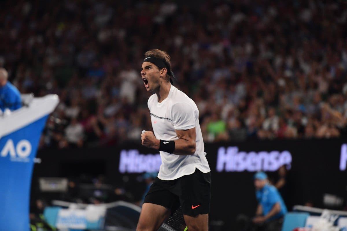 AO: Nadal supera uno splendido Dimitrov. Ora la resa dei conti con Federer