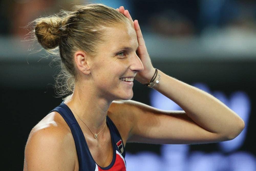 AO: Pliskova al fotofinish, ma che Ostapenko! Serena comoda