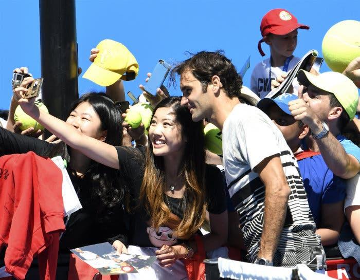 AO, spunti tecnici: le follie per Federer e l'apertura alare di CoCo Vandeweghe