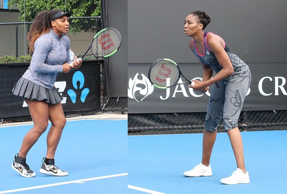 AO, spunti tecnici: Serena e Venus, la qualità prima della potenza