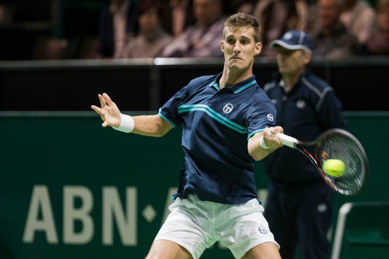 ATP Rotterdam: Tsonga e Cilic punto a punto, spazzato via Klizan