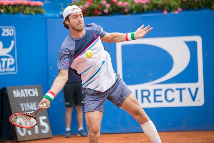 ATP Marrakech: a Lorenzi il derby azzurro, Quinzi out con onore