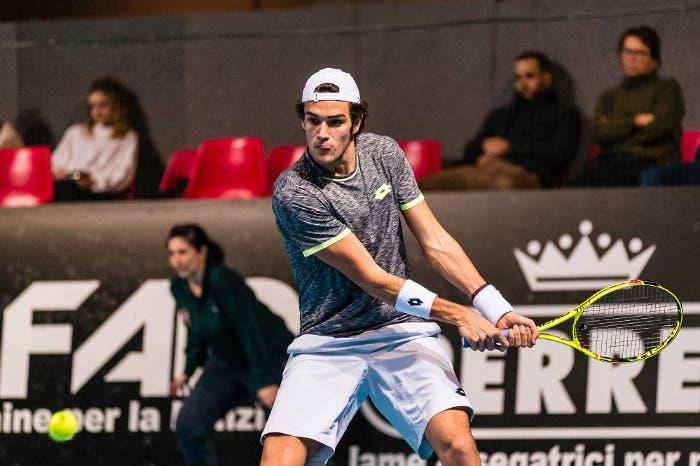 ATP Challenger Bergamo: Berrettini, semifinale solo sfiorata