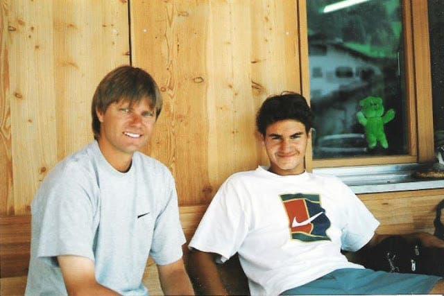 Federer, venti anni fa la prima volta nella classifica ATP