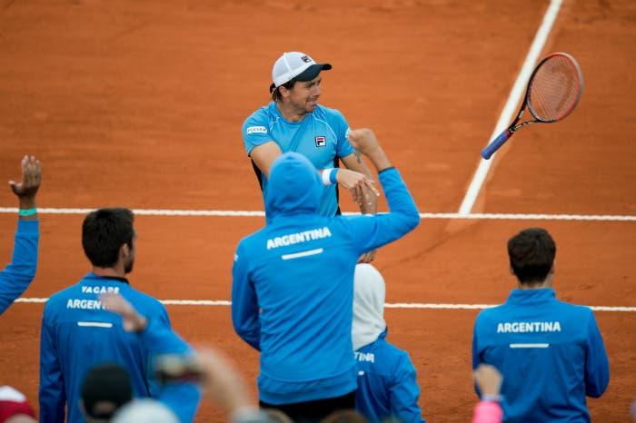Coppa Davis: Lorenzi ci illude, Seppi sprofonda. Belgio