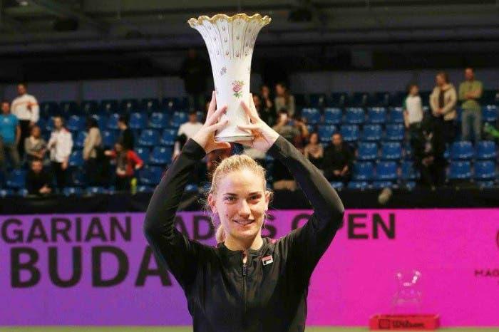 WTA Budapest: Babos trionfa in casa, Safarova rimontata