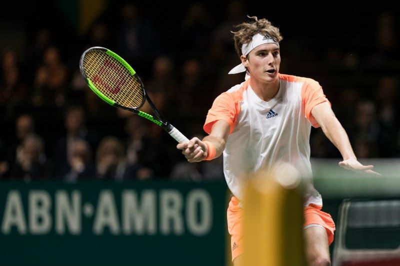 """""""Giocare tennis di qualità"""": Stefanos Tsitsipas in esclusiva"""