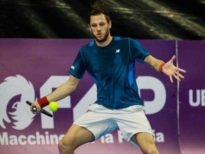 Un pizzico d'Italia è ancora in Coppa Davis
