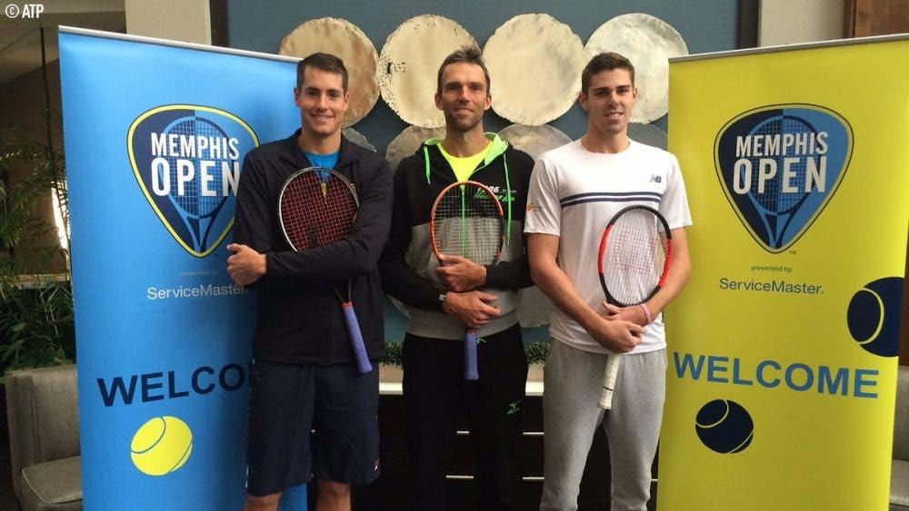 ATP Memphis: il torneo delle tre torri