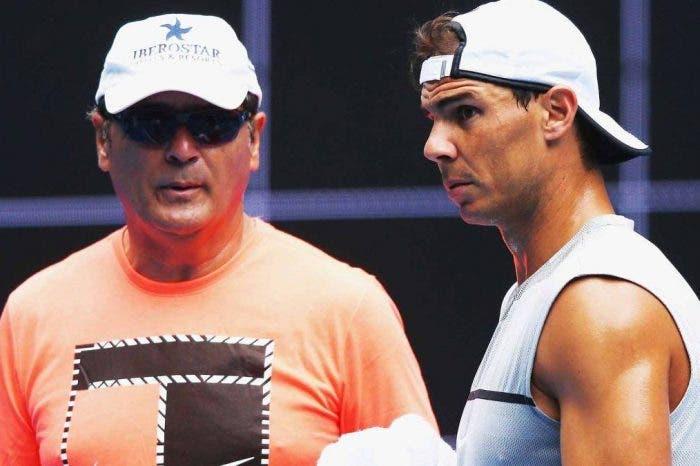 """Toni Nadal: """"Me ne vado, ma non è un colpo basso a Rafa"""""""