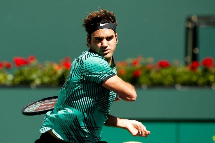 Pagelle: l'insostenibile leggerezza di quello str… di Roger Federer