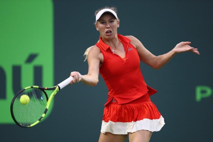 WTA Miami: Pliskova vendica l'Australia, Wozniacki è un rullo