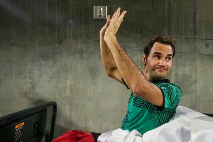 """IW, Federer: """"Pensavo sarebbe stata molto più dura, e invece…"""""""