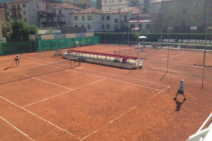 Tennis Club Bisenzio: nel cuore della città