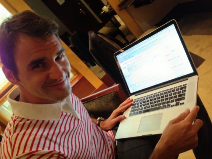 Federer scalda le quote: il primo posto nel ranking si gioca a 4,00