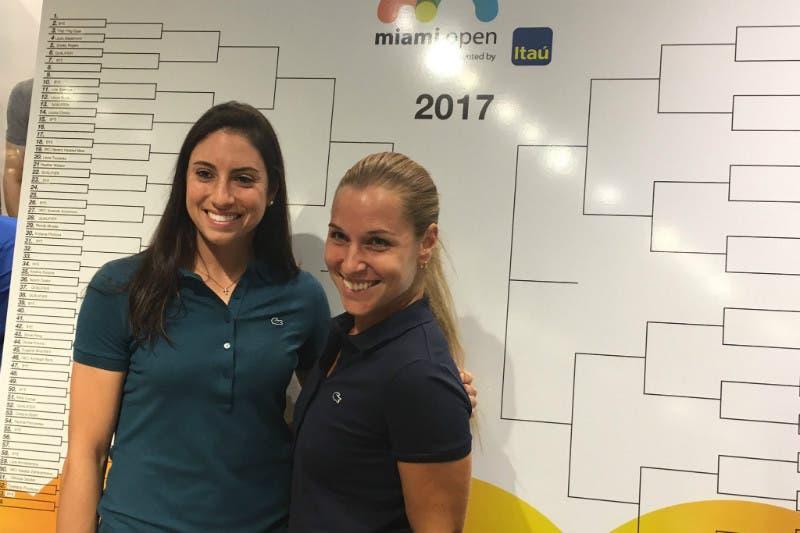 WTA Miami: incubo Kasatkina per Kerber. Vinci vede Kuznetsova