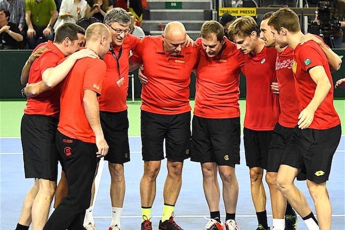 Coppa Davis, il Belgio sfrutta le nuove regole: ospiterà l'Ungheria