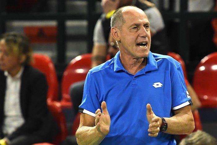 Coppa Davis, Giappone-Italia: i convocati di Barazzutti