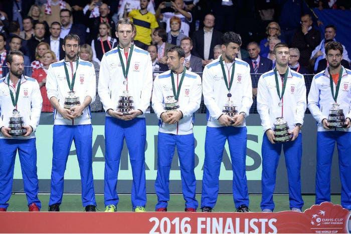 Nei dintorni di Djokovic: la Croazia si è fermata a Zagabria