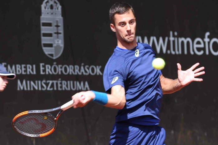 Nei dintorni di Djokovic: sono Laslo Djere, scusate il ritardo