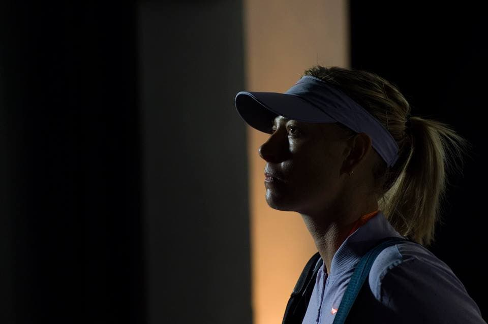 L'inganno di Maria Sharapova