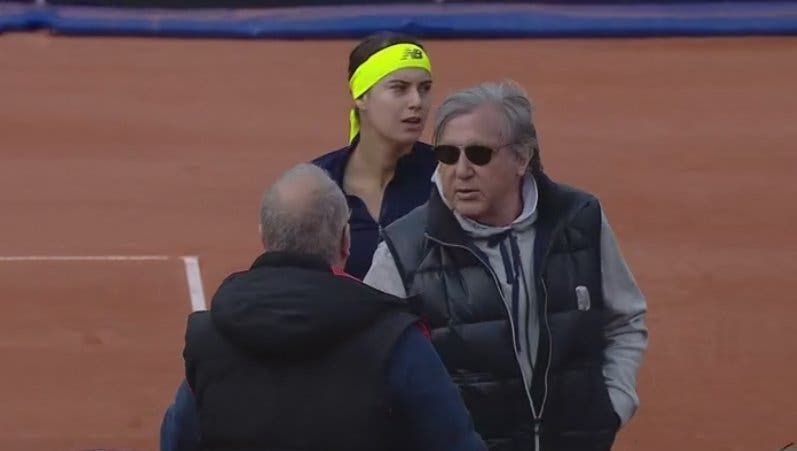 Fed Cup: Nastase perde la testa, insulta tutti. Non è più capitano