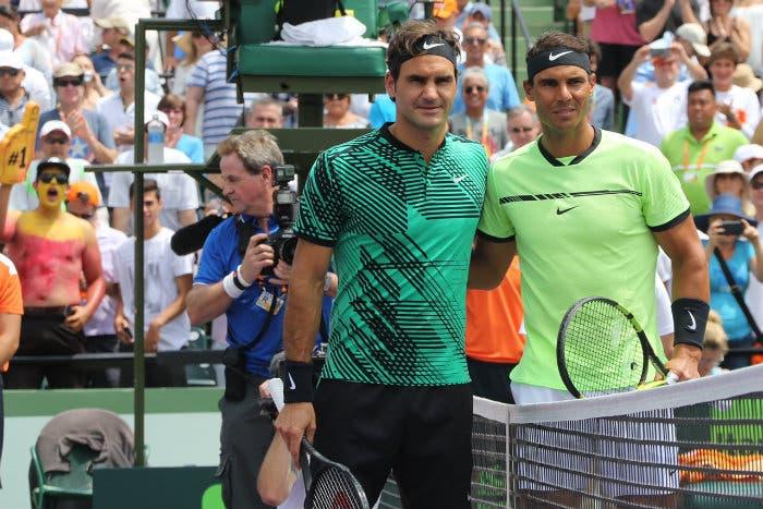 ATP Ranking: a Cincinnati Nadal e Federer si giocano il n.1