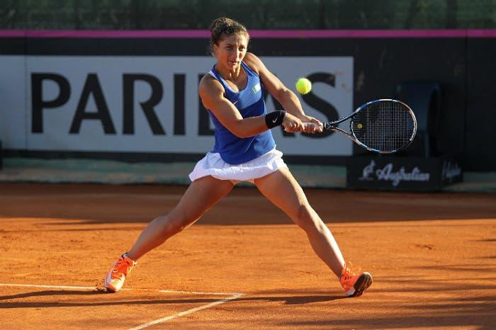 Squalifica Errani, la vittoria in Fed Cup è salva