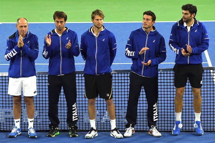 Coppa Davis: mercoledì il sorteggio, ecco chi può trovare l'Italia
