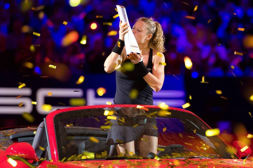 WTA Stoccarda: la favola di Siegemund, trionfo nel torneo di casa sua