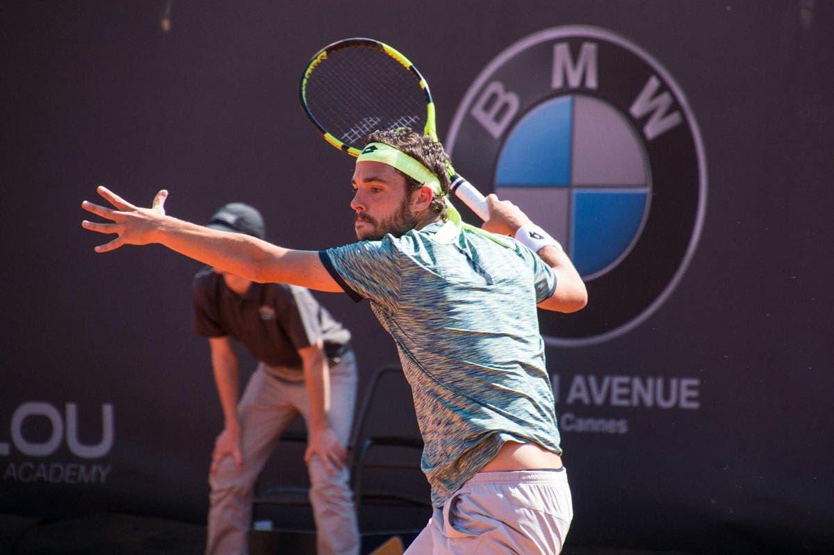 ATP Challenger: Cecchinato 'vede' la semifinale, Berrettini i quarti