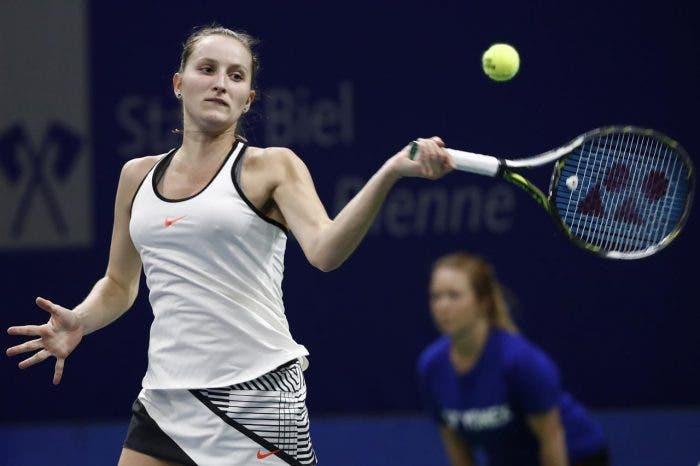 WTA Biel: Vondrousova spettacolare, finale con Kontaveit