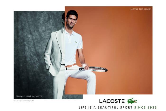 Novak Djokovic: il nuovo coccodrillo