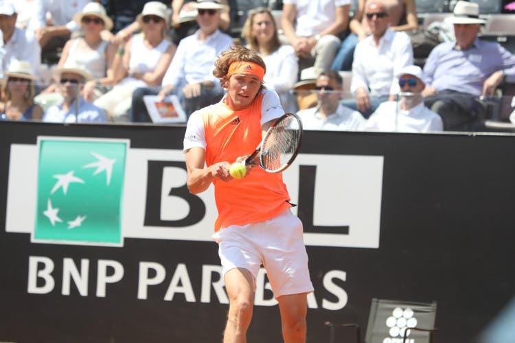 ATP Roma: Isner-Zverev, la semi delle prime volte