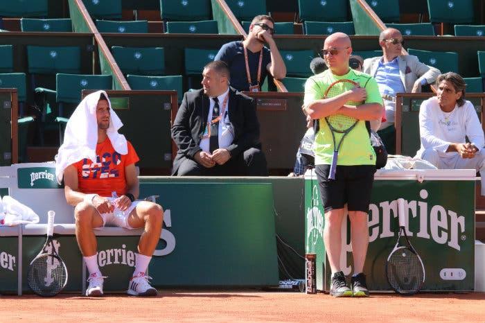 """Djokovic: """"Non ho intenzione di smettere"""". E conferma Agassi"""