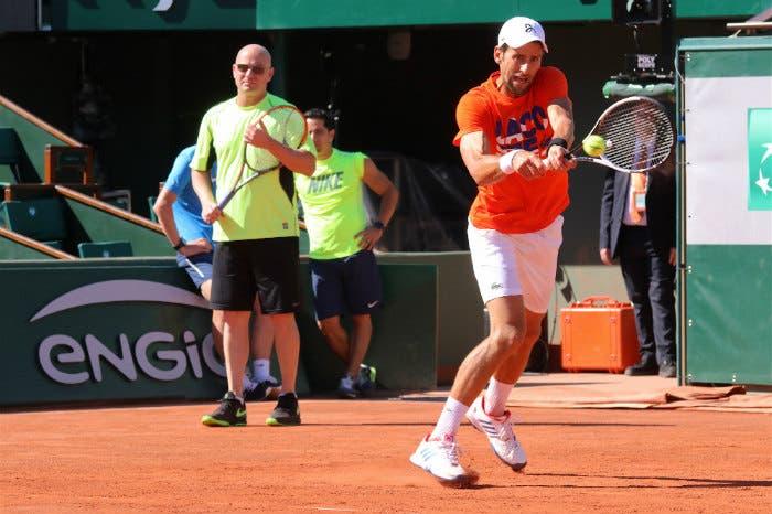 Djokovic prepara un rientro alla Agassi?