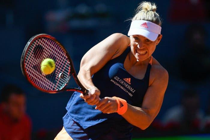 WTA Roma: batosta Kerber, out Cibulkova
