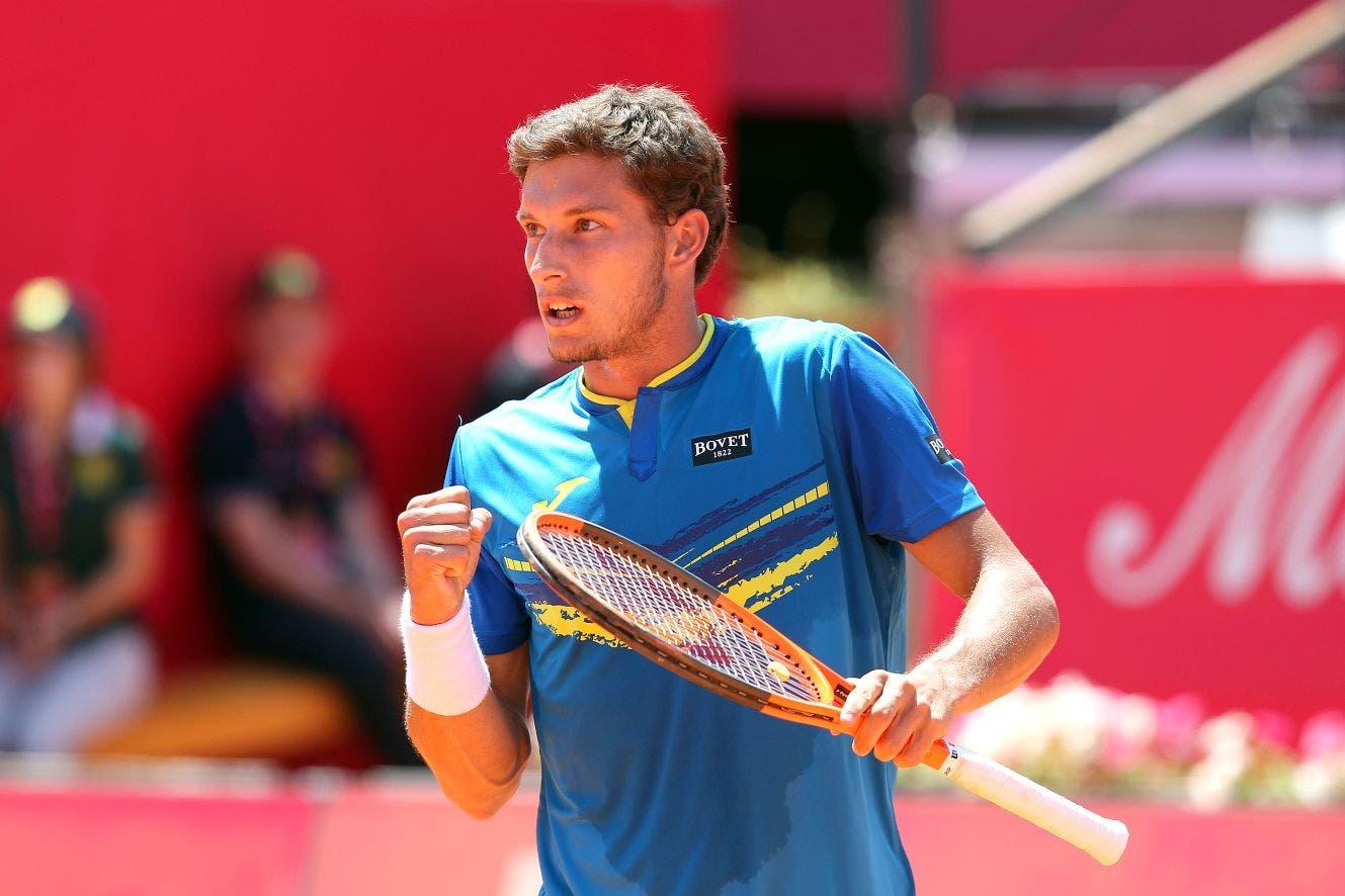 ATP Estoril: terzo titolo in carriera per Carreno Busta