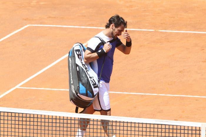 ATP Roma: Fognini, adesso corri da Flavia