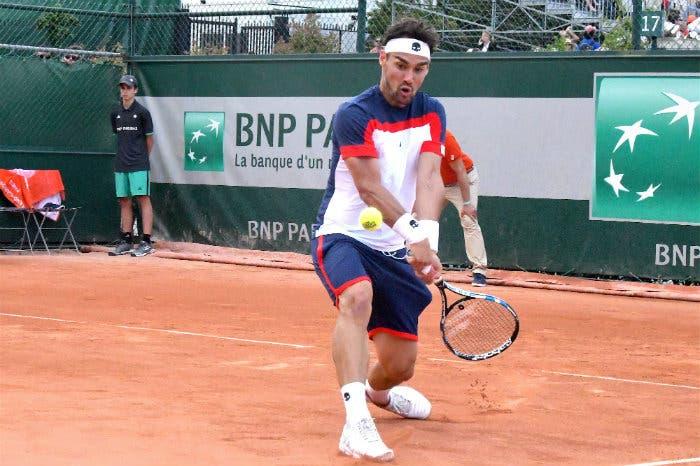 """Fognini: """"Quello di Pietrangeli non era tennis"""""""